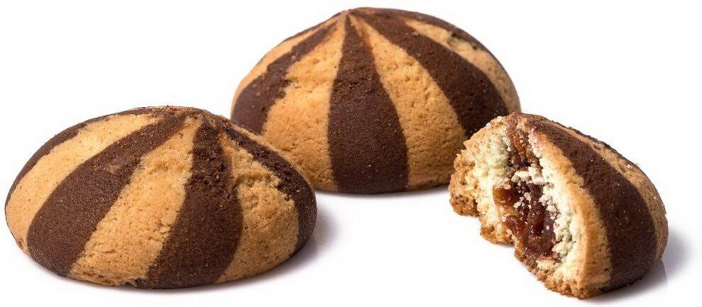 Печиво здобне «Кавунчик» фото 1