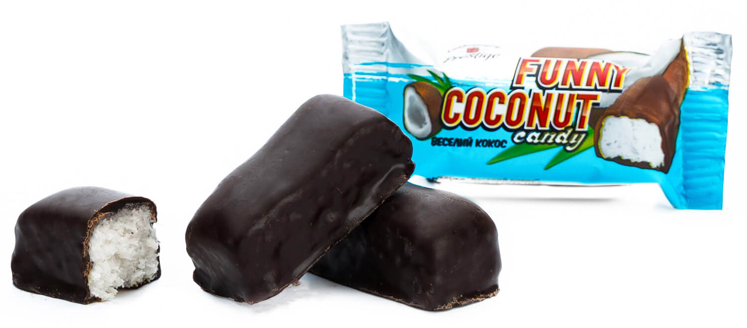 "Candies ""Funny coconut фото 2"