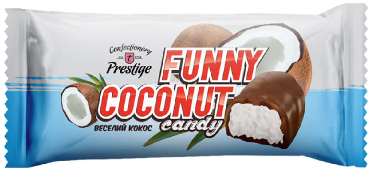 "Candies ""Funny coconut фото 1"