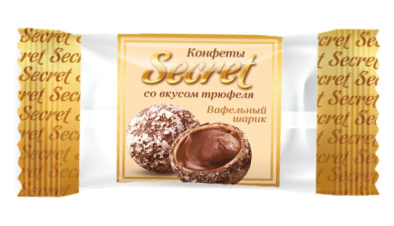 """Candies """"Secret"""" with truffle flavor фото 1"""
