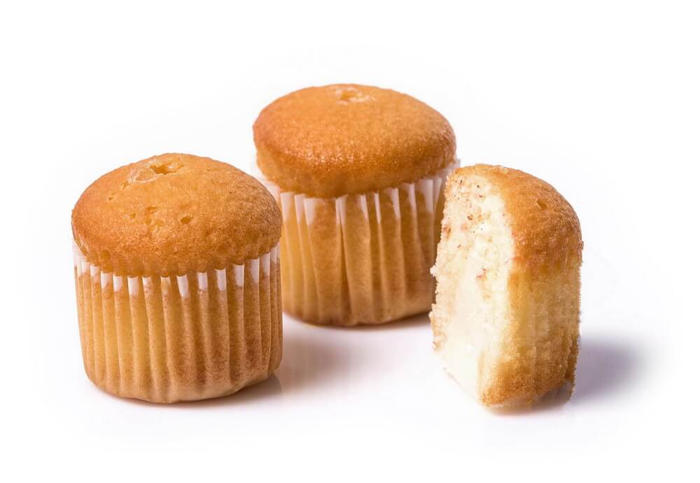 "Cupcake ""Malyatko"" with milk-containing filler with the aroma of ""baked milk"" фото 1"