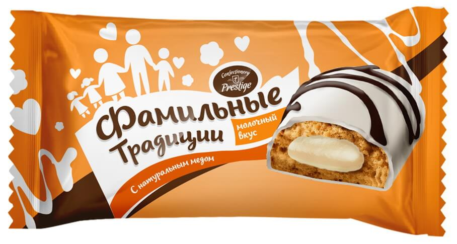 """Gingerbread """"Family traditions"""" with milk flavored фото 1"""