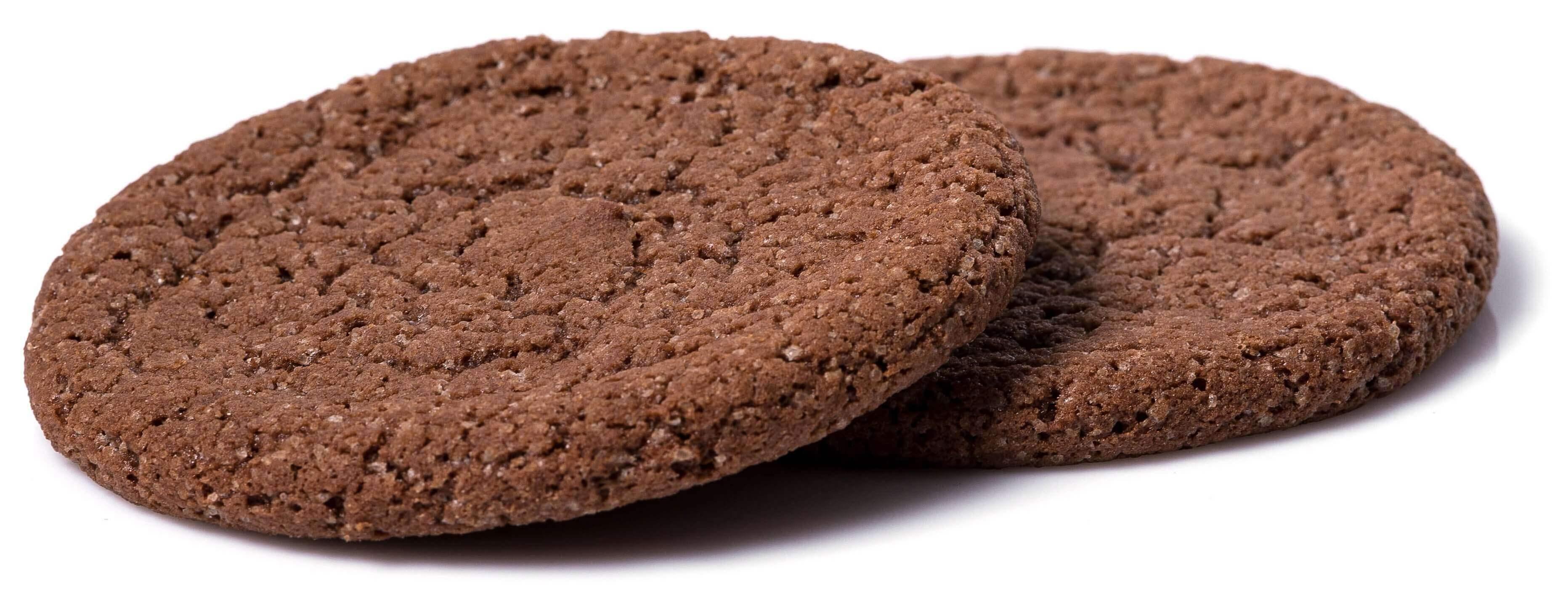 Печенье сдобное «Легенда» с какао фото 1