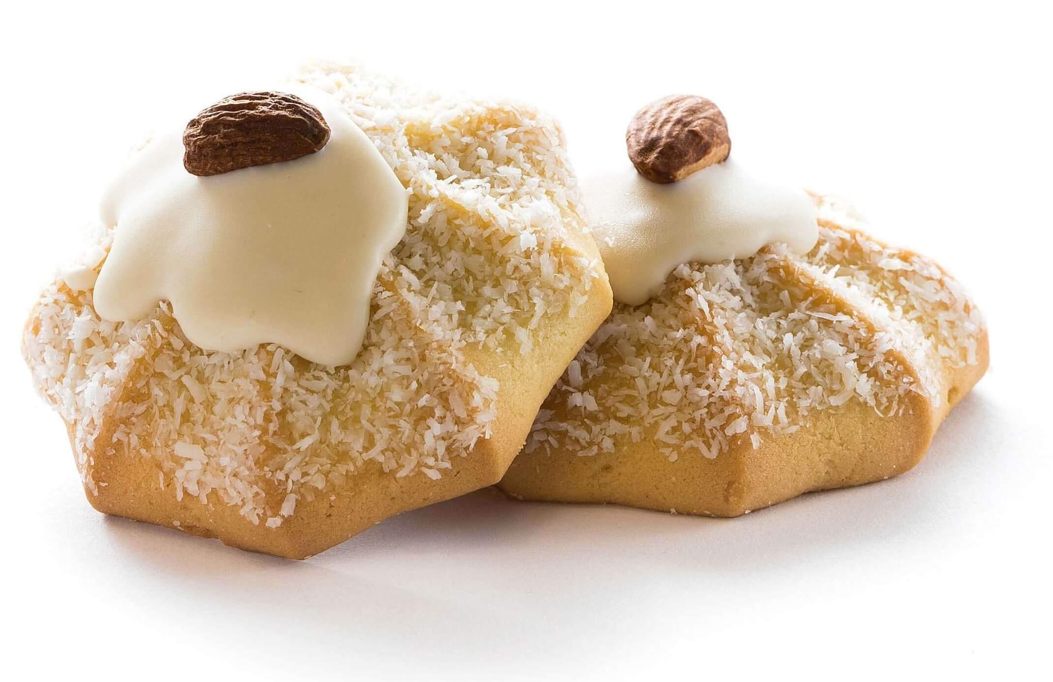 "Печиво здобне ""Мигдальний горішок"" фото 1"