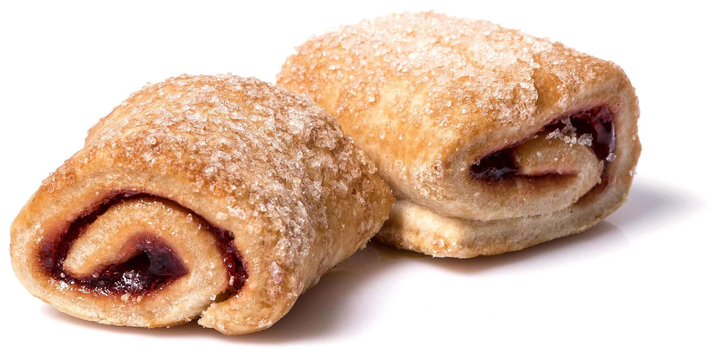 Печенье сдобное «Смаколык» с наполнителем фруктовым с ароматом абрикоса фото 1
