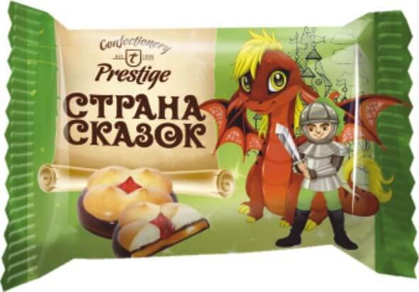 "Печиво здобне з мармеладним корпусом ""Країна казок"" фото 2"