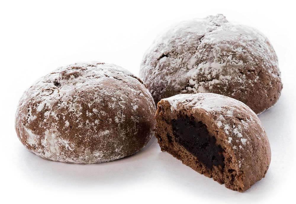 Печенье сдобное «Брауни со смородиной» фото 1