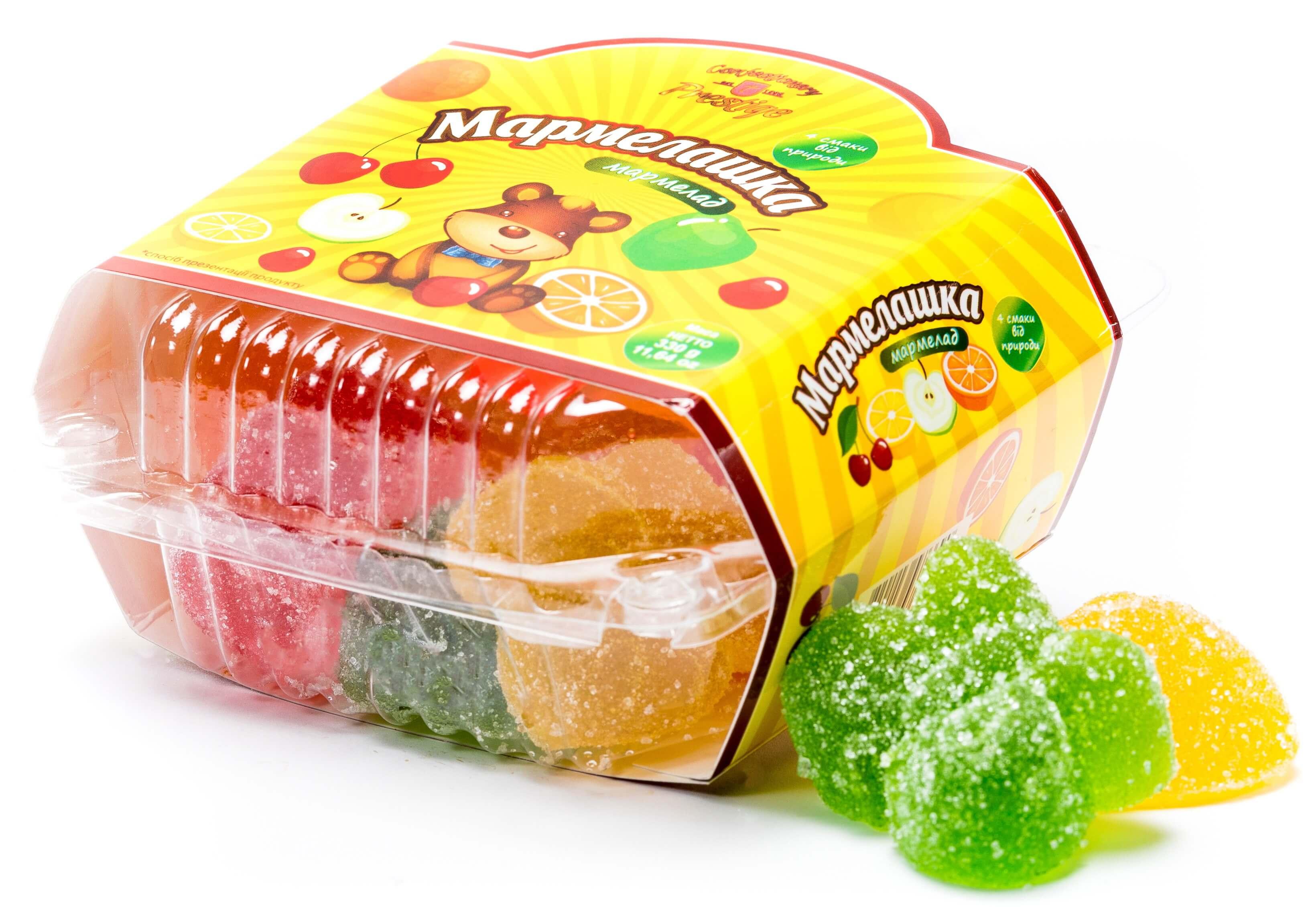 """Jelly """"Marmelashka"""", packed фото 1"""