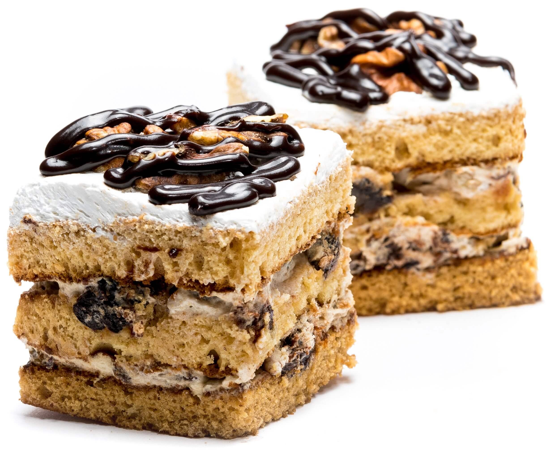"Honey cake ""Prunes"" фото 2"
