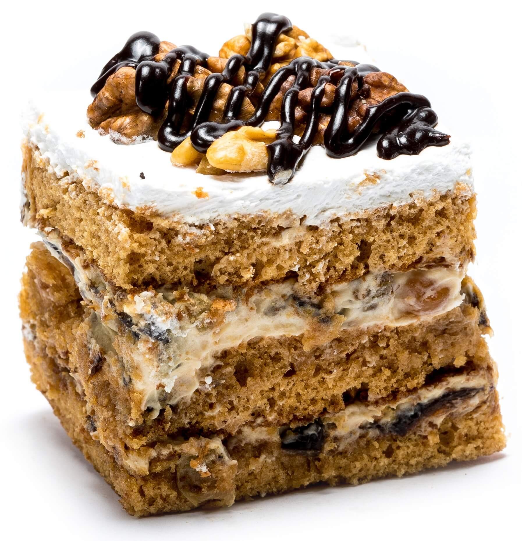 "Honey cake ""Prunes"" фото 1"