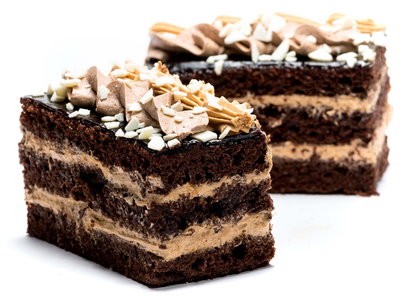 """Sponge cake """"Black Colonel"""" фото 2"""