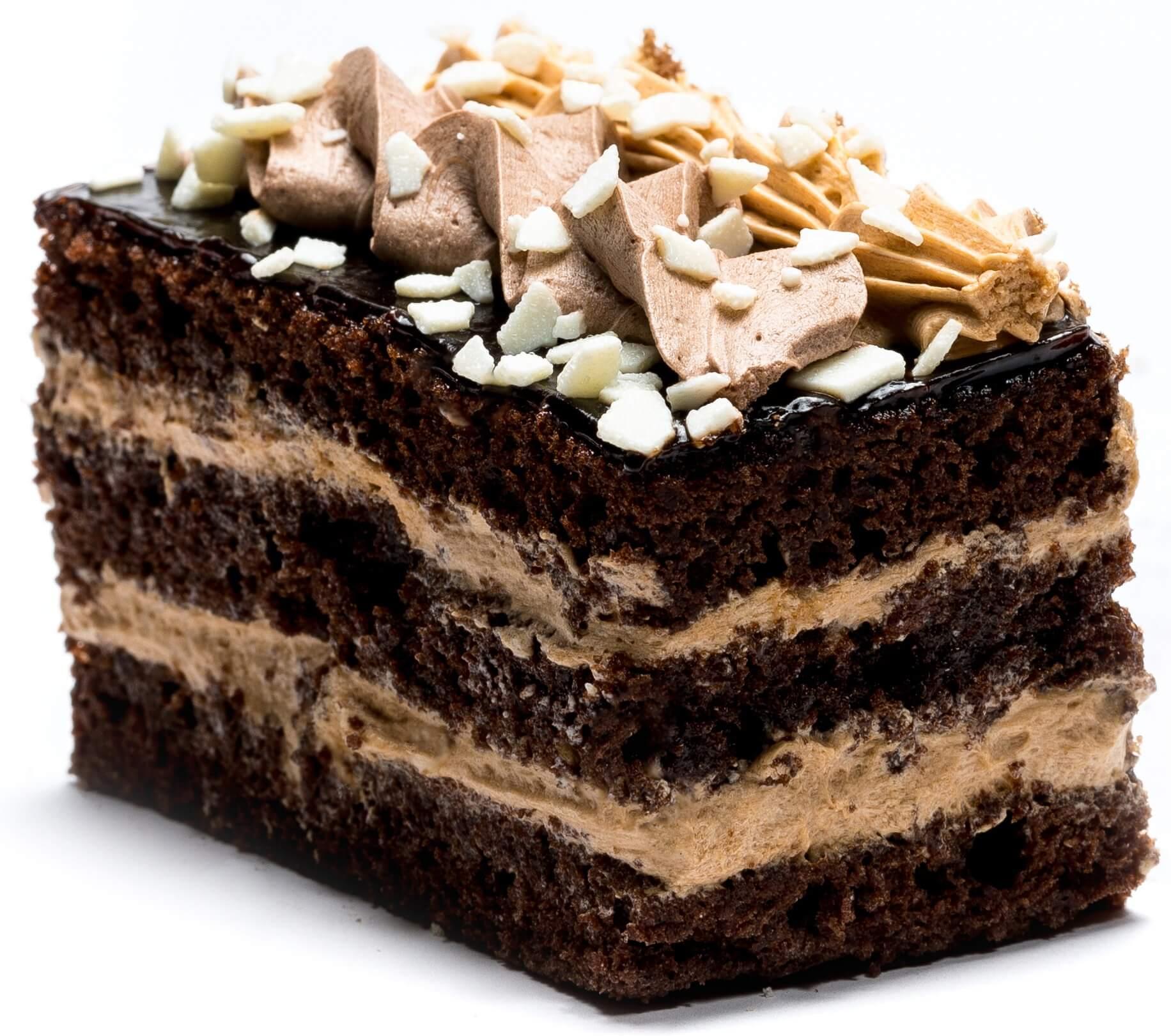 """Sponge cake """"Black Colonel"""" фото 1"""
