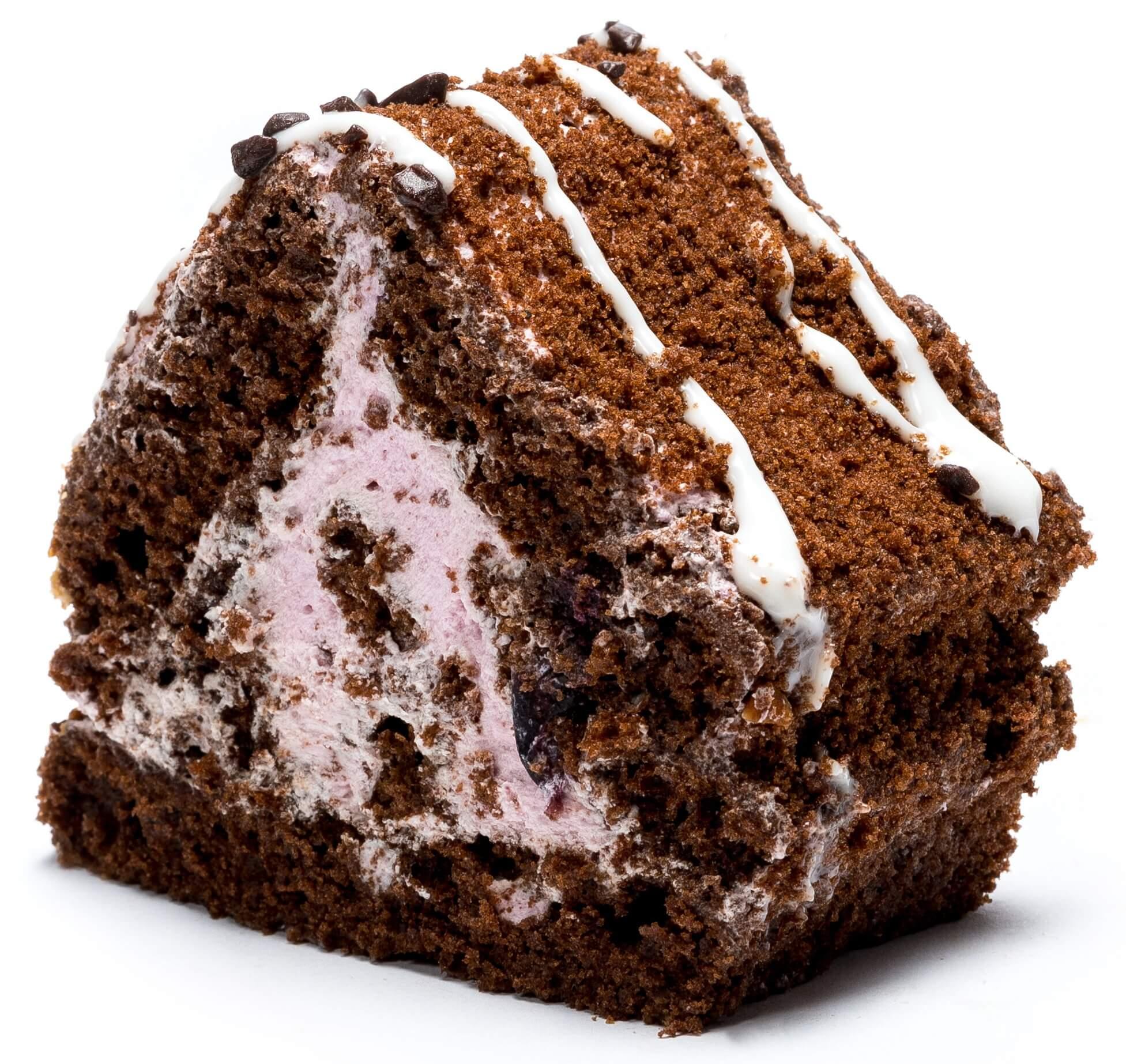 Пирожное бисквитное «Монблан» фото 1