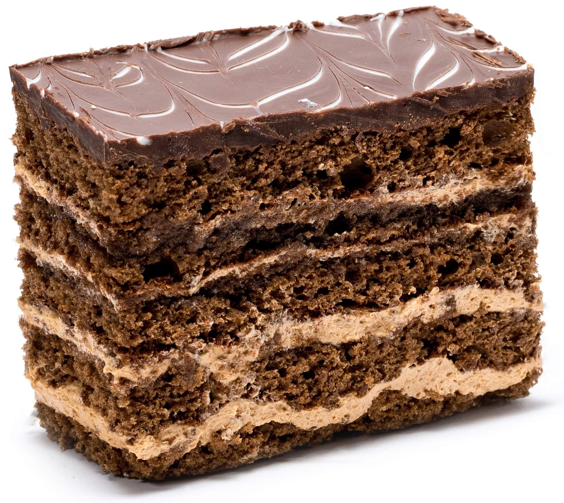 Пирожное бисквитное «Мулатка» фото 1
