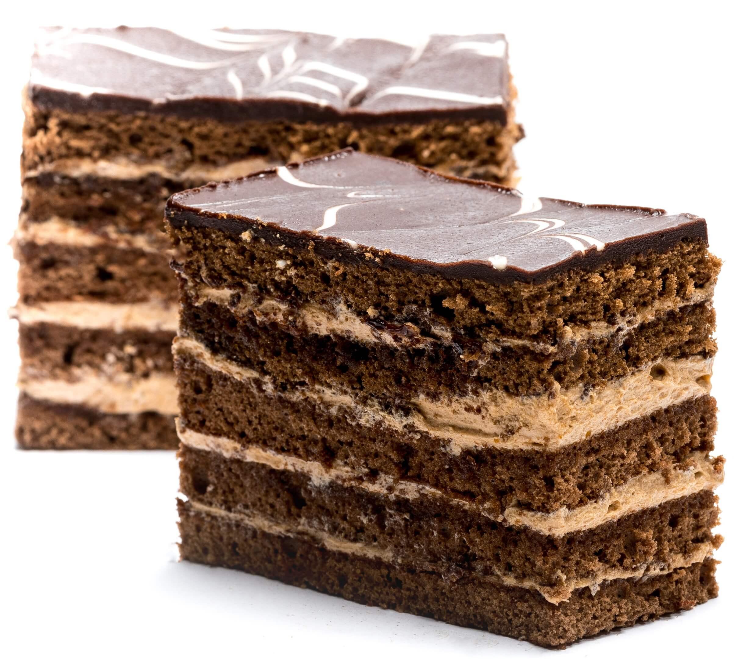 """Sponge cake """"Mulatka"""" фото 2"""
