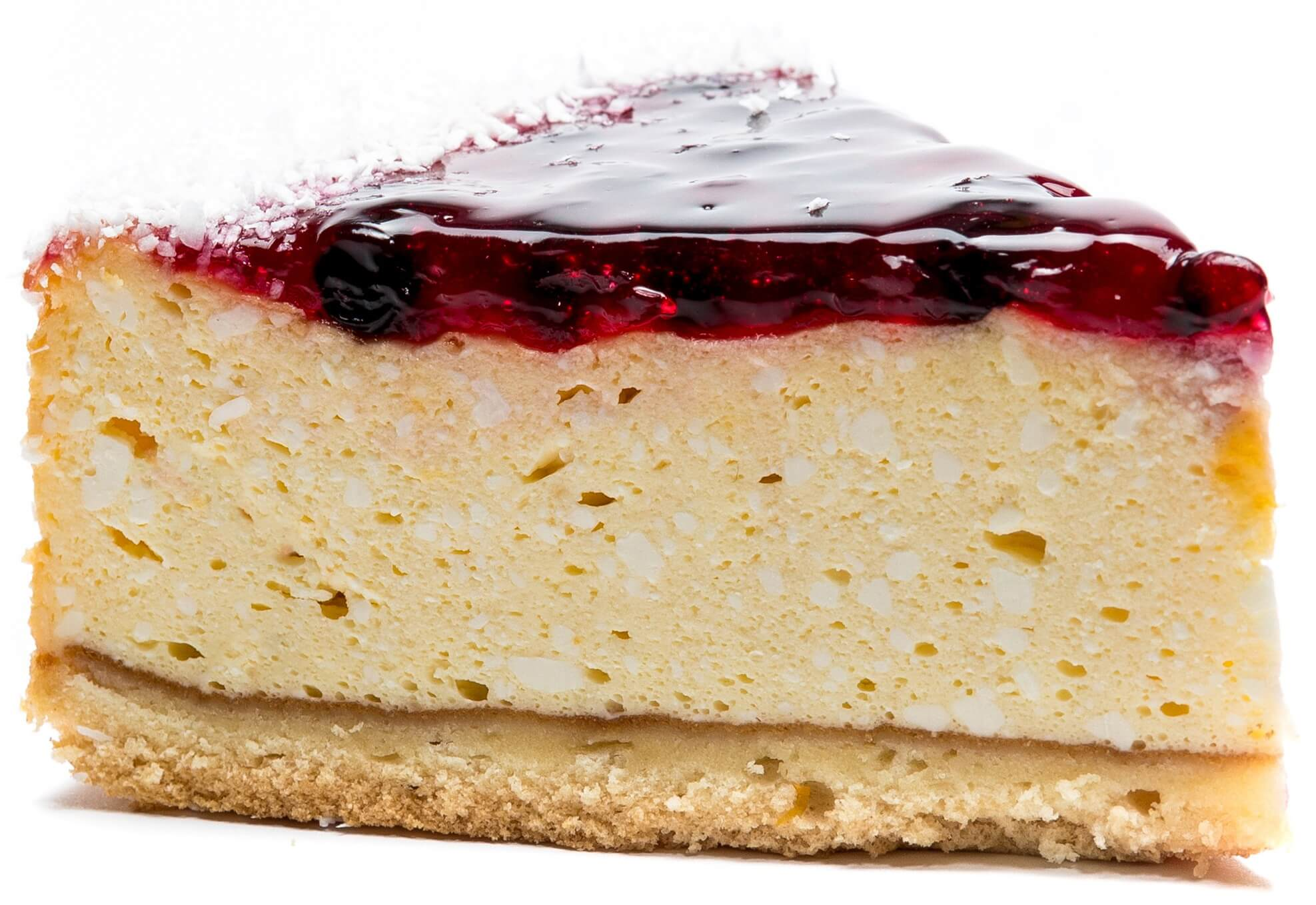 "Biscuit-curd cake ""Fruit cheesecake"" фото 1"