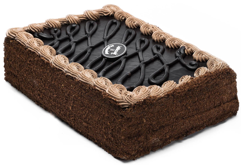 Торт бисквитный «Пражский» фото 1