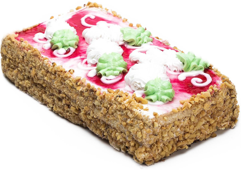 "Торт бисквитный ""Романтика"" фото 1"