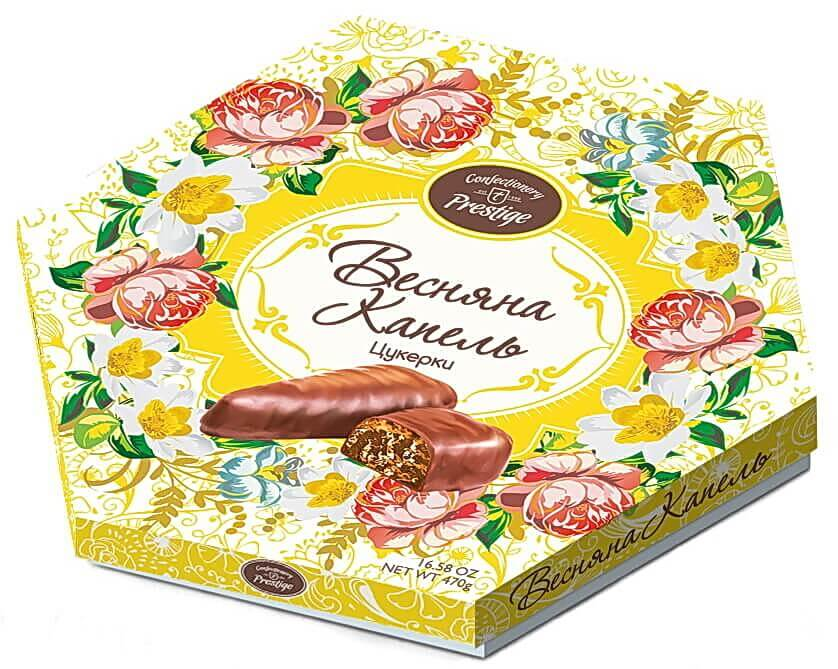 "Jelly candy ""Vesnyana kapel"" фото 1"