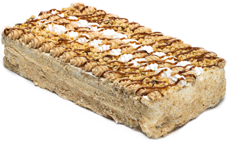 Торт бисквитный «Золотой ключик» фото 1