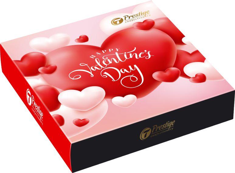 (Укр) Цукерки «Prestigio» зі смаком фундука до Дня Закоханих фото 1