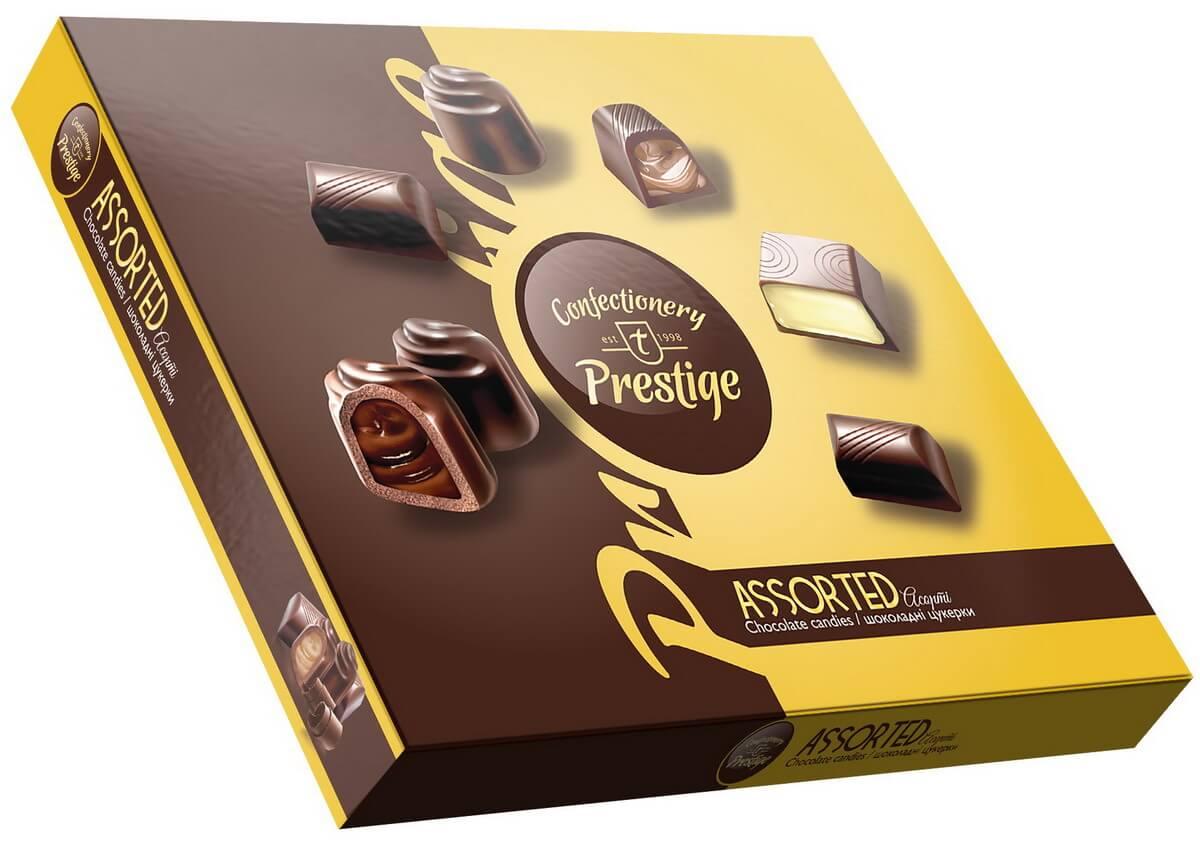 """Шоколадні цукерки """"Асорті"""" фото 1"""